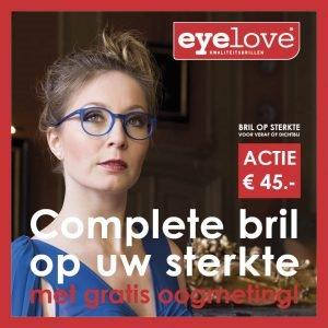 campagne foto eyelovebrillen, blinkfotografie in museum van Loon