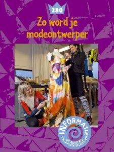 juniorboekje zo word je modeontwerper